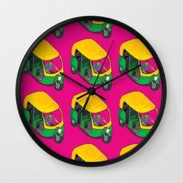 Kitsch Auto Wala Wall Clock