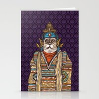 persian Stationery Cards featuring Persian by MR VELA