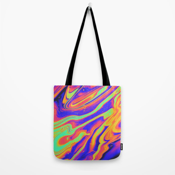 EYES ON FIRE Tote Bag