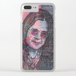 Ozzy - No More Tears Clear iPhone Case