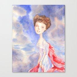 Mathilde townsend  Canvas Print