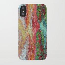 Marshland Sunset iPhone Case
