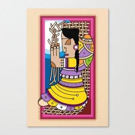 Artesana Canvas Print