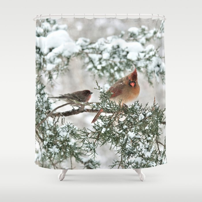 Are You My Mama? Shower Curtain
