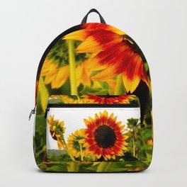 Sunflower Garden Backpack