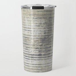 Vintage Grey Travel Mug