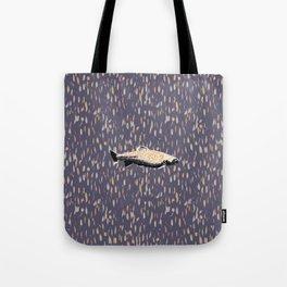Salmon Spectacular Tote Bag
