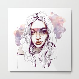 Those Dreams are Getting Away from Me Metal Print
