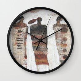 Regardez Vous Wall Clock