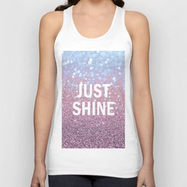 Just Shine Unisex Tank Top