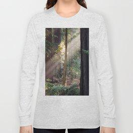 Hiding From The Dark Long Sleeve T-shirt
