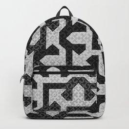FRAMEofMIND pattern 01 Backpack