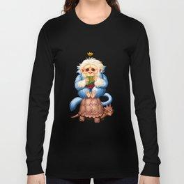 The King Monkey Long Sleeve T-shirt