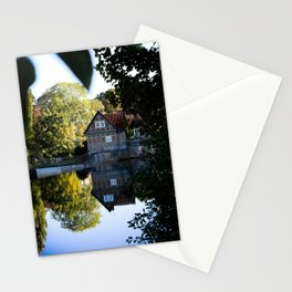 Former lock keeper's house Stationery Cards