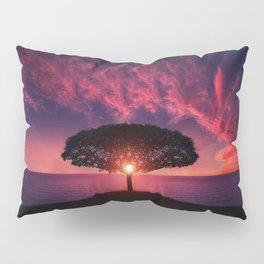 Sunset of Life Pillow Sham
