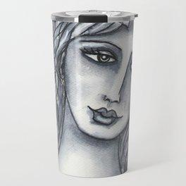 Goddess of Wisdom Travel Mug