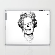 The Warming Dead! The Queen. Laptop & iPad Skin