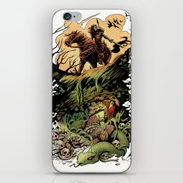 The Cave Witch iPhone Skin