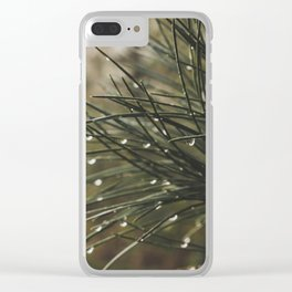 9.13.17 - #2 Clear iPhone Case