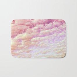 Cotton Candy Sky Bath Mat