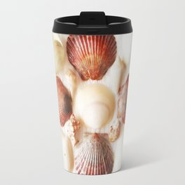 Scallops + Coral x Lucina Travel Mug