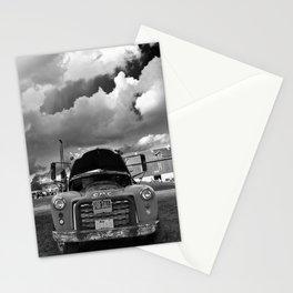 Vintage GMC Truck Stationery Cards