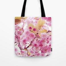 Bloom, bloom, bloom! Tote Bag