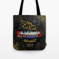 Crown's Fate - Freedom Tote Bag