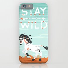 Stay Wild Slim Case iPhone 6s