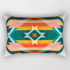 Broken Diamond - Incalescence Rectangular Pillow