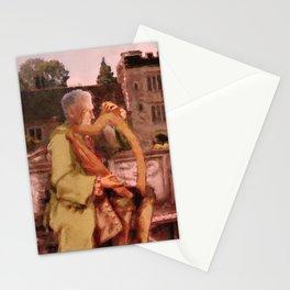 Turlough O'Carolan and Mrs Judge Stationery Cards