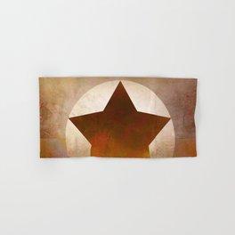 Star Composition VIII Hand & Bath Towel