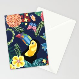 Natures Confetti Toucan Stationery Cards