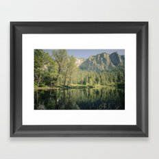 Merced River II Framed Art Print