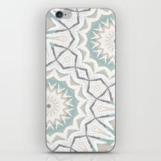 Planthouse Aztec Stone & Blue iPhone & iPod Skin