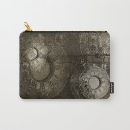 Too Much Time Carry-All Pouch