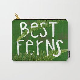 BFF (Best Ferns Forever) Carry-All Pouch