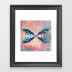 freely Framed Art Print