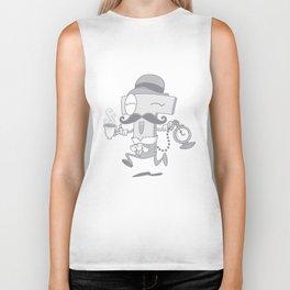 It's T time! Biker Tank