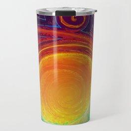 Sun Moon & Stars Travel Mug
