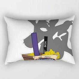 Acme Time Machine Rectangular Pillow