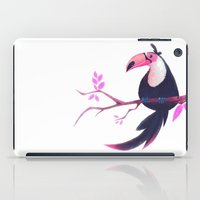 toucan iPad Cases featuring Toucan by Katikut