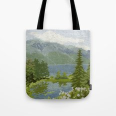 Found Tapestry Tote Bag