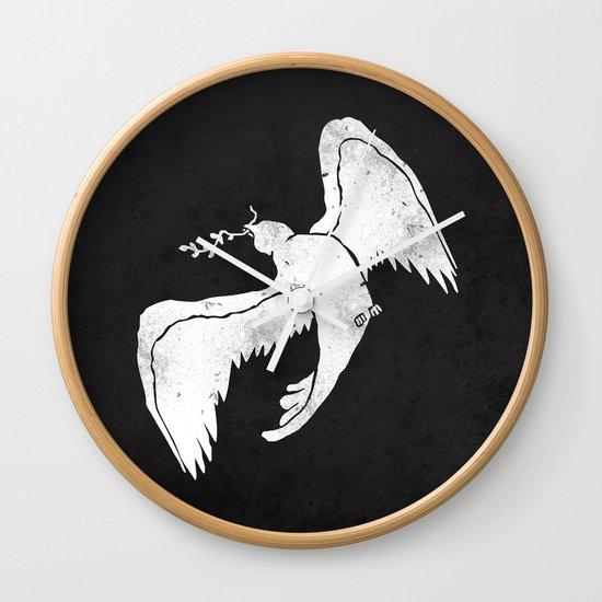 Dove Song Wall Clock
