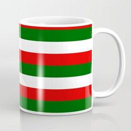 nottinghamshire flag stripes Coffee Mug