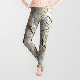 Wood Cut Leggings