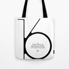 Jpeople Magazine 16 / Truth, Style & Imagination Tote Bag