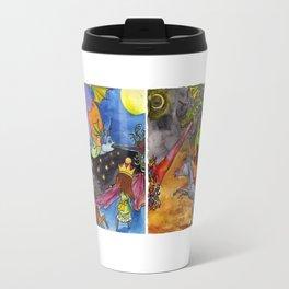 Fantasy Book Travel Mug