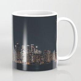 Silver Toronto Coffee Mug