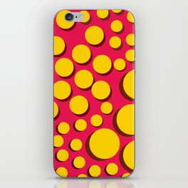 Push Buttons iPhone Skin
